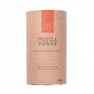 Muscle Power Organic Superfood Protein Mix (400 grame), Your Super