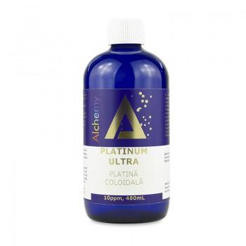 Platina coloidala Ultra 10ppm (480 ml), Pure Alchemy