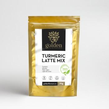 Turmeric Latte Mix (70 grame), Golden Flavours