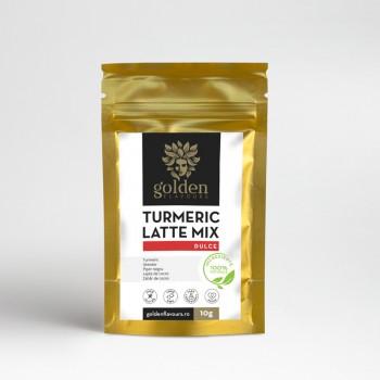 Turmeric Latte Mix Dulce (10 grame), Golden Flavours