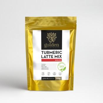 Turmeric Latte Mix Dulce (210 grame), Golden Flavours
