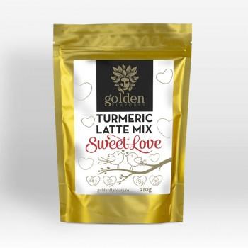 Turmeric Latte Mix Sweet Love (210 grame), Golden Flavours
