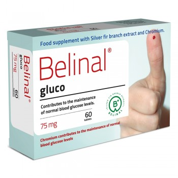 Belinal Gluco (60 comprimate), Abies Labs