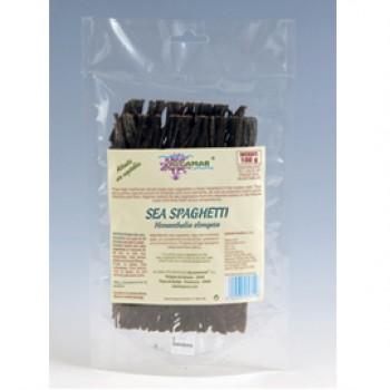 Alge marine Sea spaghetti bio (100g), Algamar