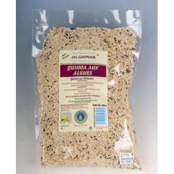 Quinoa cu alge marine bio (500g), Algamar