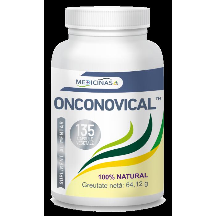 Onconovical (135 capsule), Medicinas