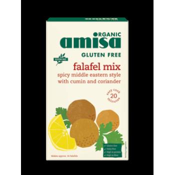 Mix pentru falafel fara gluten bio (180 grame), Amisa