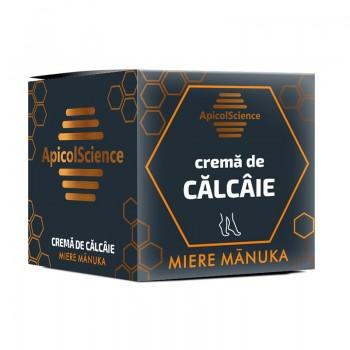 Crema de calcaie Manuka (50 ml), ApicolScience