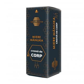 Crema de corp cu miere Manuka (50 ml), ApicolScience