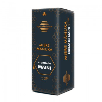 Crema de maini Manuka (50 ml), ApicolScience