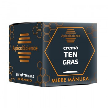 Crema Manuka ten gras (50 ml), ApicolScience