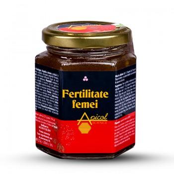 Fertilitate Femei (1+50% reducere din al doilea produs), ApicolScience