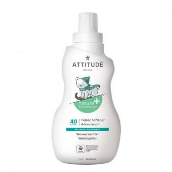 Balsam de rufe pentru bebelusi, 40 spalari, nectar de pere (1000 ml), Attitude