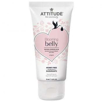 Blooming Belly Balsam pentru femeile care alapteaza, Ulei de argan (75 ml), Attitude