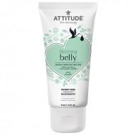 Blooming Belly Crema pentru picioare obosite, Menta (75 ml), Attitude