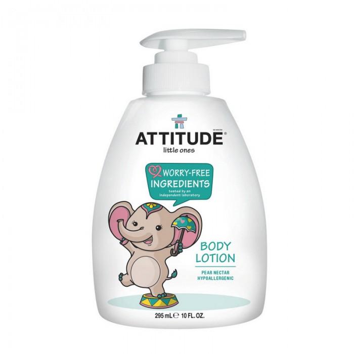 Lotiune de corp, pentru bebelusi, nectar de pere (295 ml), Attitude