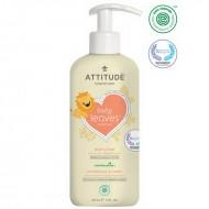 Baby Leaves Lotiune de corp, Nectar de pere (473 ml), Attitude