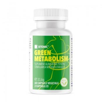 Green Metabolism (60 capsule), B!tonic