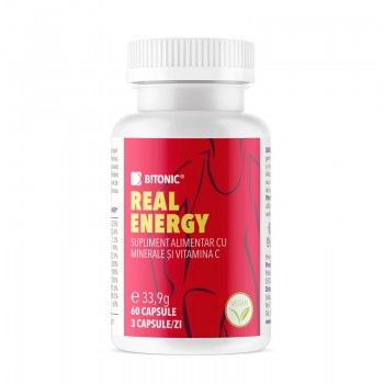 Real Energy (60 capsule), B!tonic