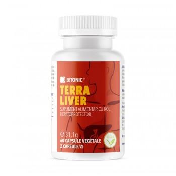 Terra Liver (60 capsule), B!tonic