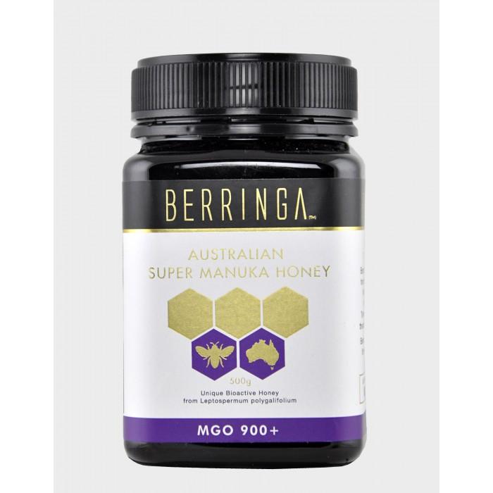 Miere de Manuka MGO 900 (500 grame), Berringa