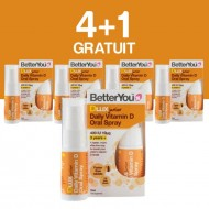 DLux Junior Vitamin D Oral Spray (15ml), BetterYou 4+1 Gratuit