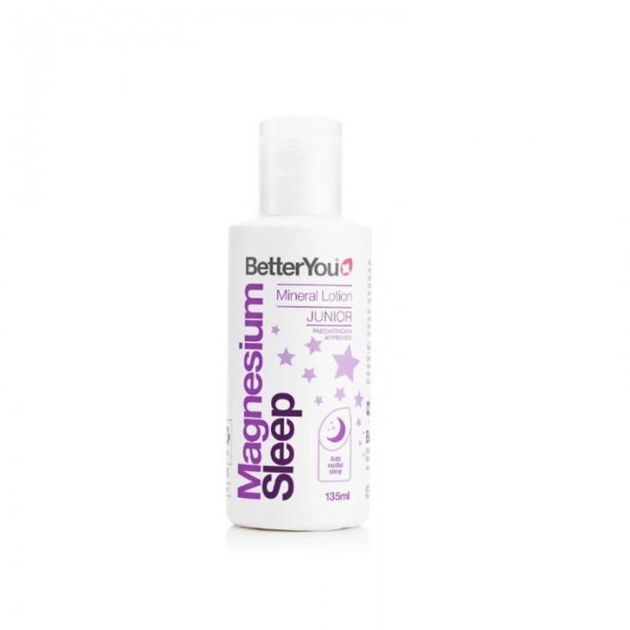 Magnesium Sleep Lotion Junior (135 ml), BetterYou