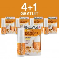DLux Junior Vitamin D Oral Spray (15ml), BetterYou 4+1 Gratuit