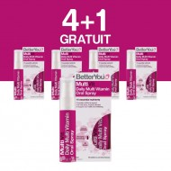 Multivit Oral Spray (25ml), BetterYou 4+1 Gratuit