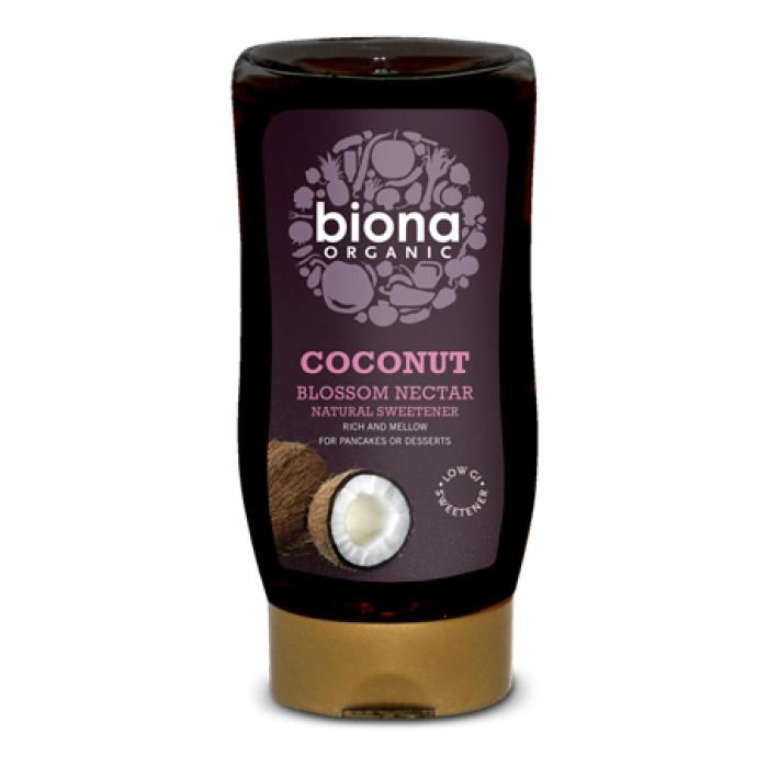 Nectar (sirop) din flori de cocos bio (350g), Biona