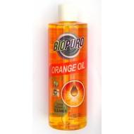 Detergent hipoalergen concentrat cu ulei de portocale bio (300 ml), Biopuro