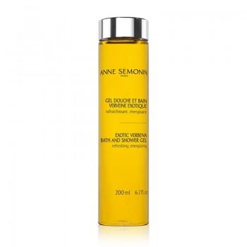 Exotic Verbena Bath & Shower Gel (200 ml), Anne Semonin