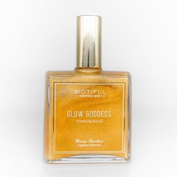 Glow Goddess Body Shimmer (100 ml), Biotiful