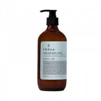 Lotiunea pentru maini si corp Detox Lab (300 ml), Fedua