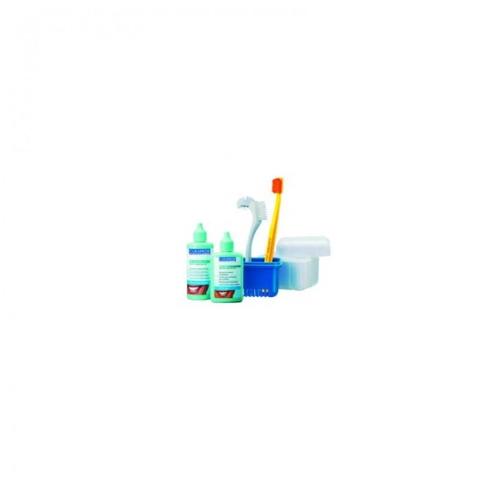 Set pentru ingrijirea protezei dentare, Curaprox