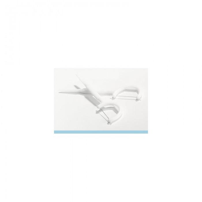 Scobitoare cu ata dentara (DF 967) (30 buc), Curaprox