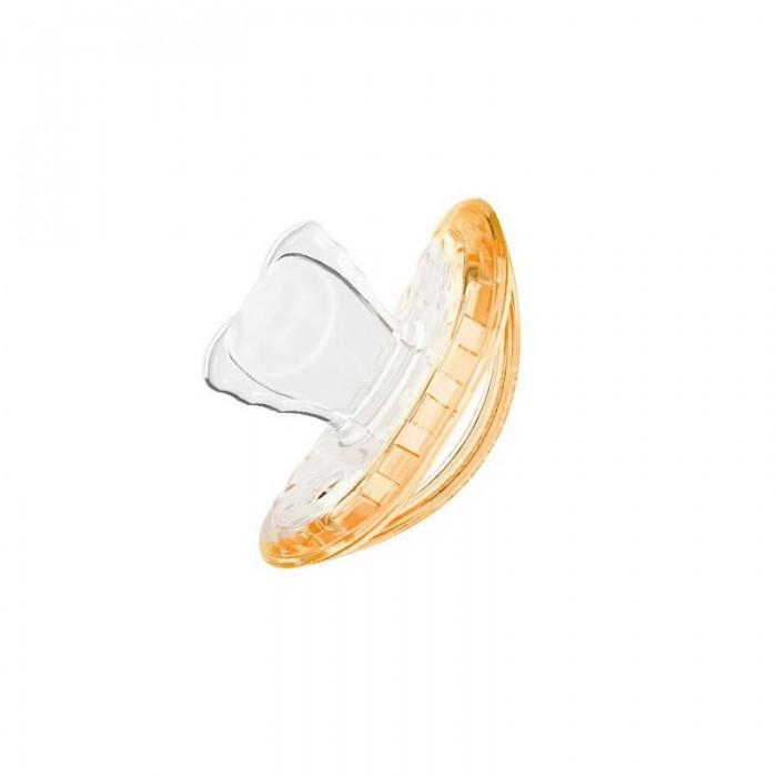 Suzeta Ortodontica Orange pentru copii intre 7 si 18 luni, Curaprox