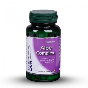 Aloe Complex (60 capsule), DVR Pharm