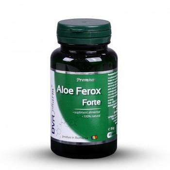 Aloe Ferox Forte (60 capsule), DVR Pharm