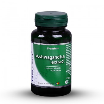 Ashwagandha extract (60 capsule), DVR Pharm