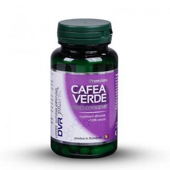 Cafea verde (60 capsule), DVR Pharm