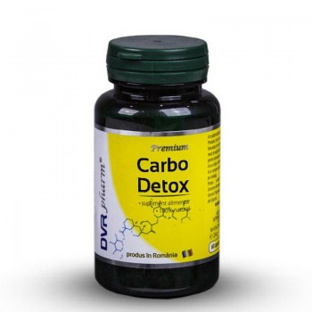 Carbo Detox (60 capsule), DVR Pharm