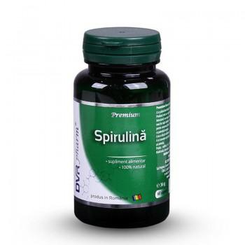 Spirulina (60 capsule), DVR Pharm