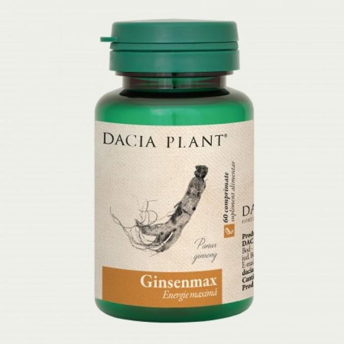 GinsenMAX (72 comprimate), Dacia Plant