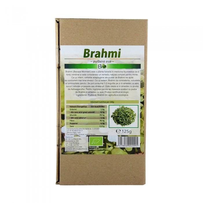 Brahmi pudra (125 grame)