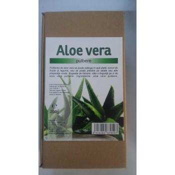 Aloe vera pulbere (200 grame)