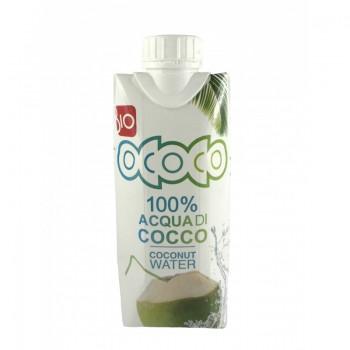 Apa de cocos naturala (330 ml)