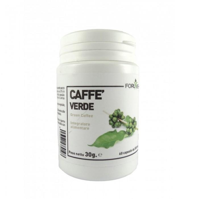 Cafea verde (60 capsule)