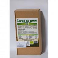 Iarba de grau bio pulbere (125 grame)