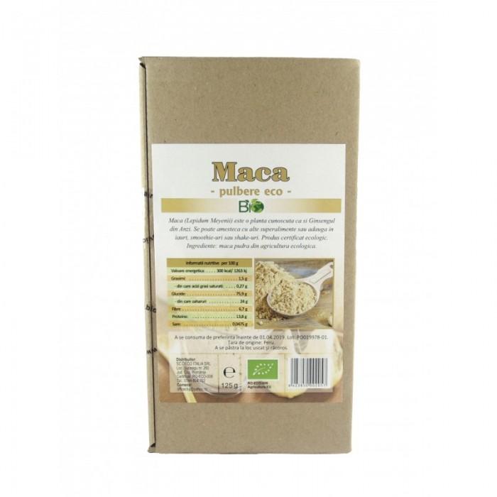 Maca pudra (125 grame)